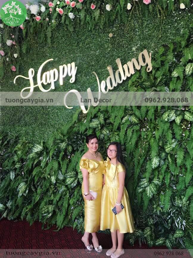 Dịch vụ trang trí cắm hoa sự kiện, tiệc cưới