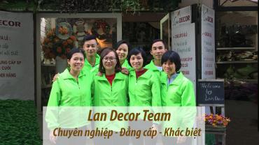 Giới thiệu Công ty TNHH XNK và TM Lan Décor